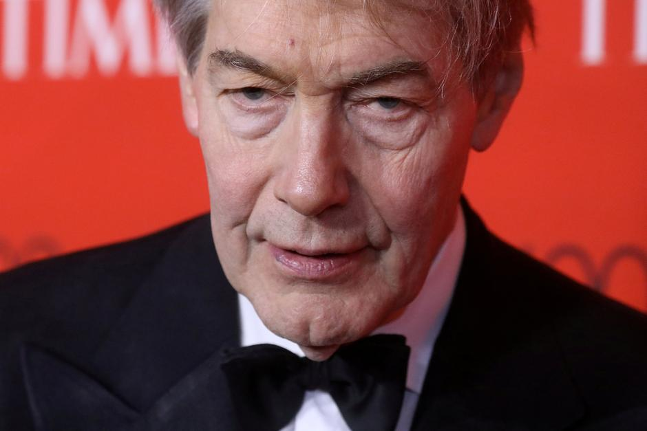 Perverted Liberal 'Journalist' Charlie Rose Liked to Show His Staff to Female Staffers