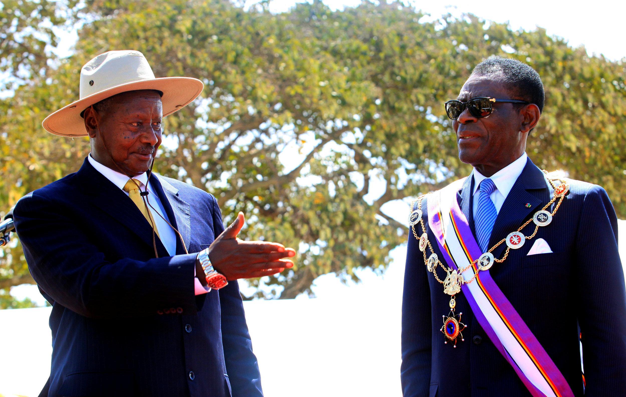 africa's longest serving leaders - HD2500×1406