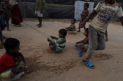 Inside the Rohingya refugee camps
