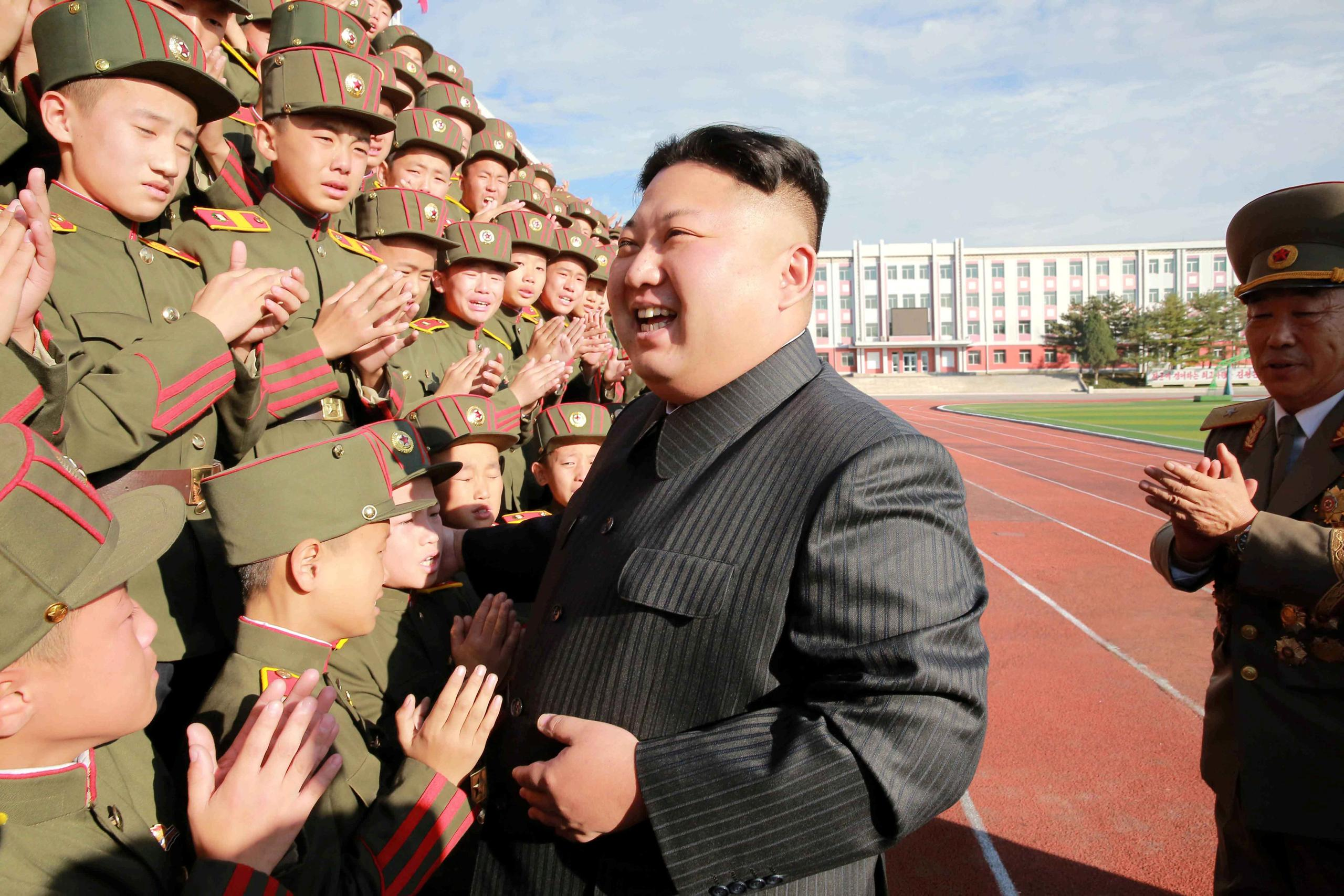 South Korea, U.S. launch air drills amid North Korean warnings of nuclear war