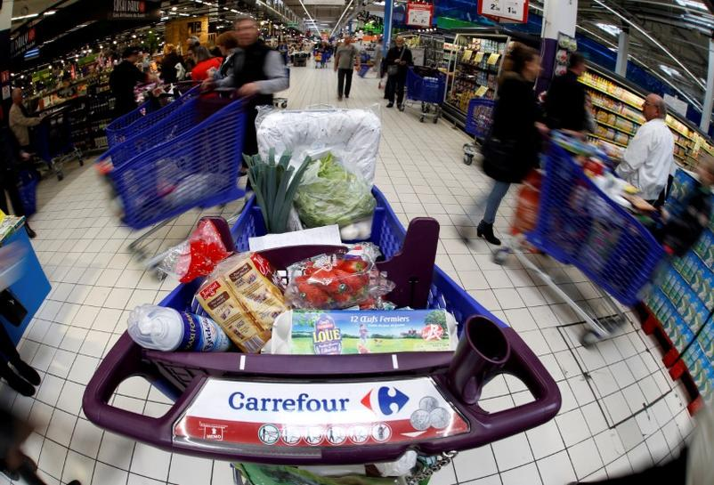 Carrefour And Fnac Darty Form French Purchasing Partnership Reuters