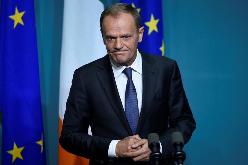 Tusk kündigt für Freitagmorgen Erklärung zum Brexit an