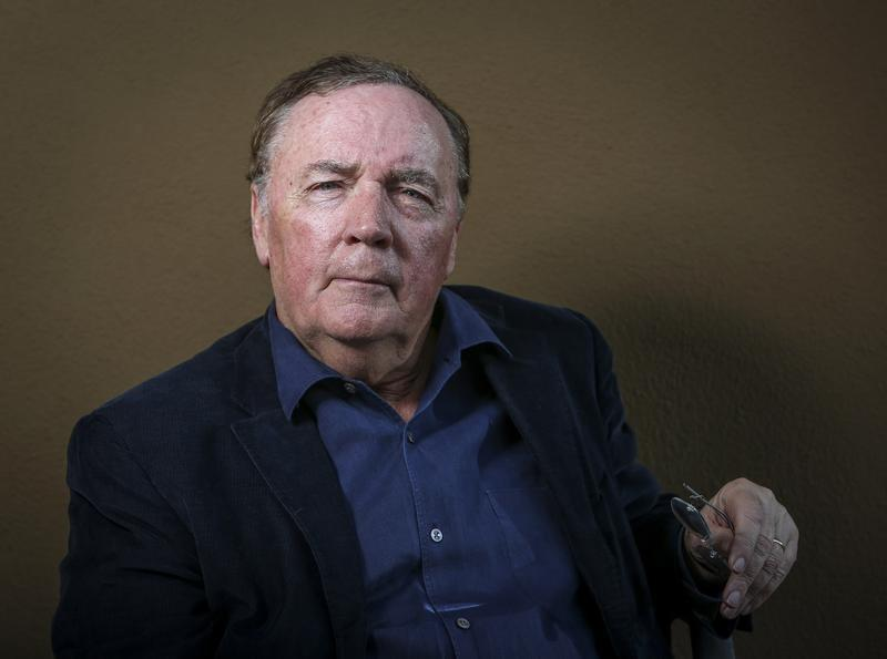 The write stuff: Life lessons from author James Patterson