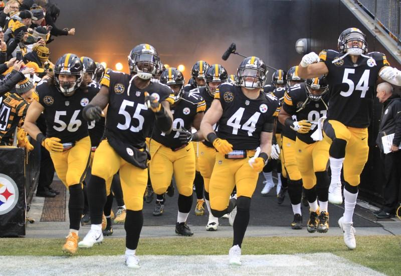 huge selection of 20052 07838 NFL: Eight Steelers selected for January Pro Bowl - Reuters