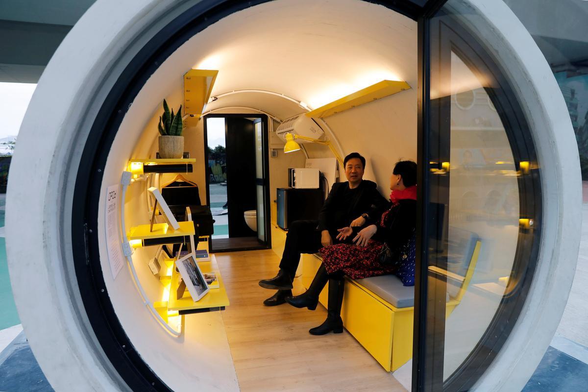 Thinking outside the box to ease Hong Kong's housing crisis