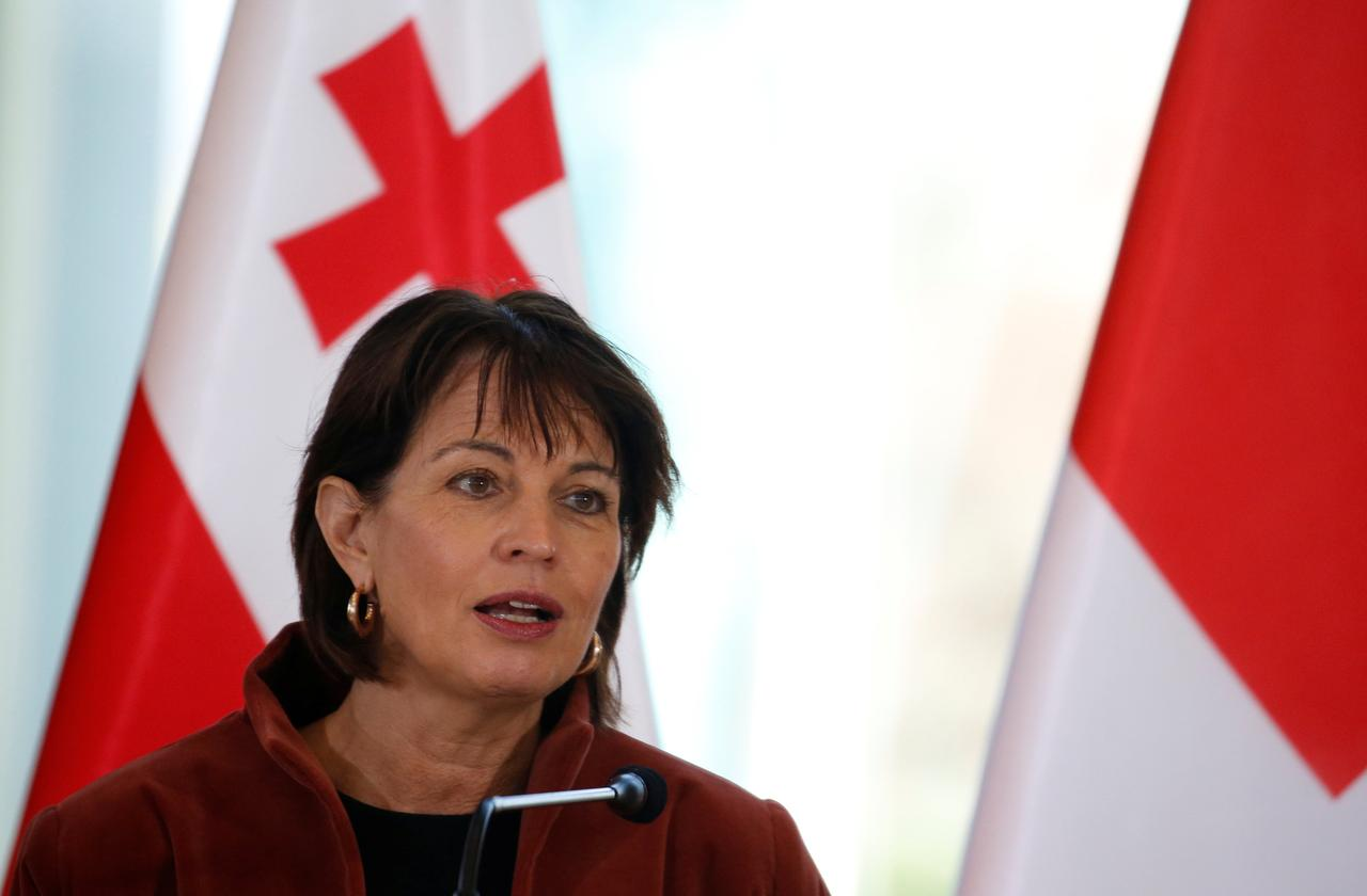 Swiss President Wants A Vote To Clarify Countrys Eu Position Reuters