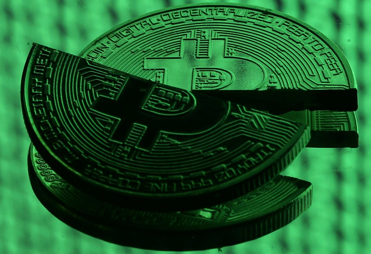 South Korea inspects six banks over virtual currency services to...