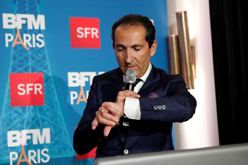 Drahi Hits Altice Reset Button To Court Wary Investors Reuters