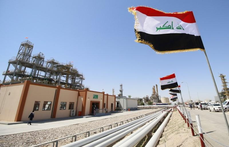 Iraq nears oil output capacity of 5 million bpd, says committed to OPE