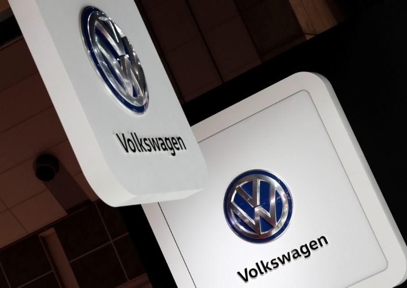 Volkswagen Brand Car Sales Hit Record 6 23 Million In 2017 Reuters