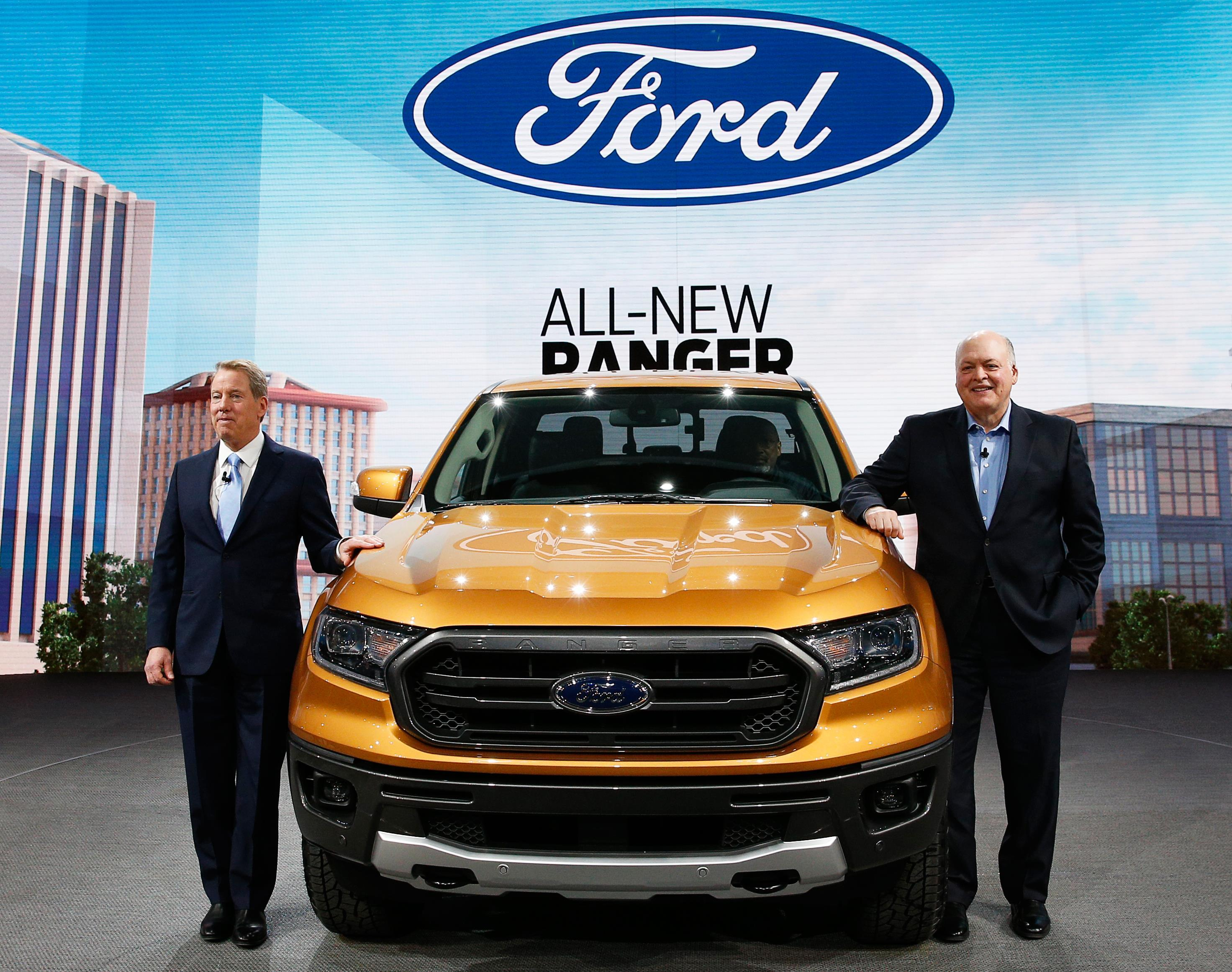 Ford Plans Billion Investment Electrified Vehicles By - Ford show car