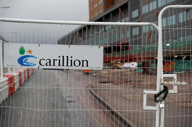 Britain's Carillion collapses after banks pull the plug
