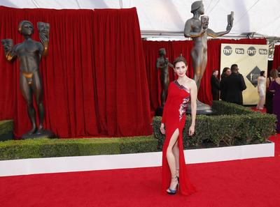 SAG Awards red carpet