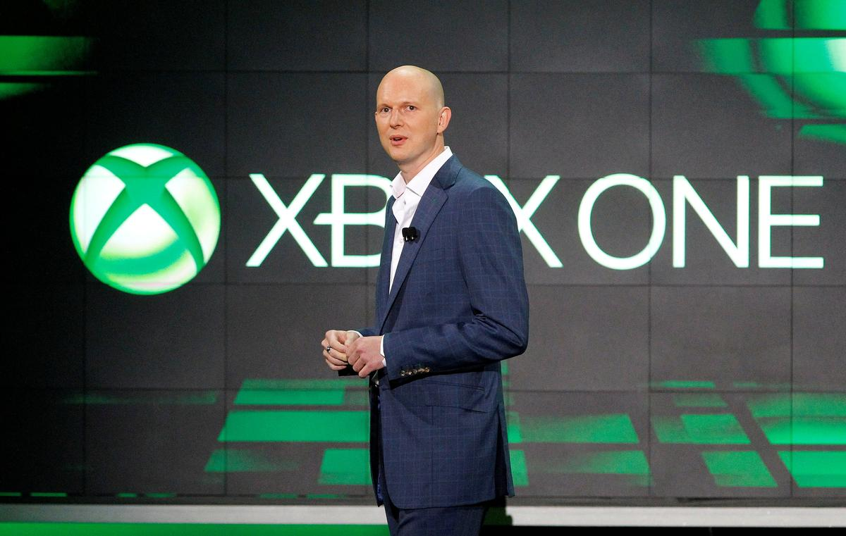 Former Xbox Exec Phil Harrison Joins Google Hardware Unit
