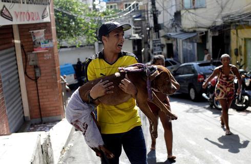 Rio de Janeiro's drug war