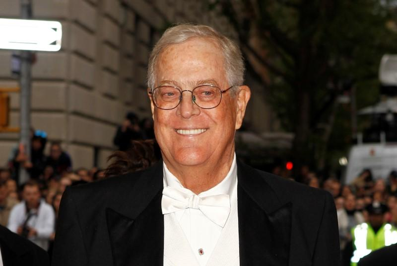 Image result for Fearing Democratic wave, Koch network to spend big on U.S. midterm elections