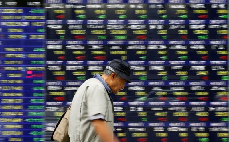 Asia stocks poised for best month in nearly two years, dollar frail before Fed