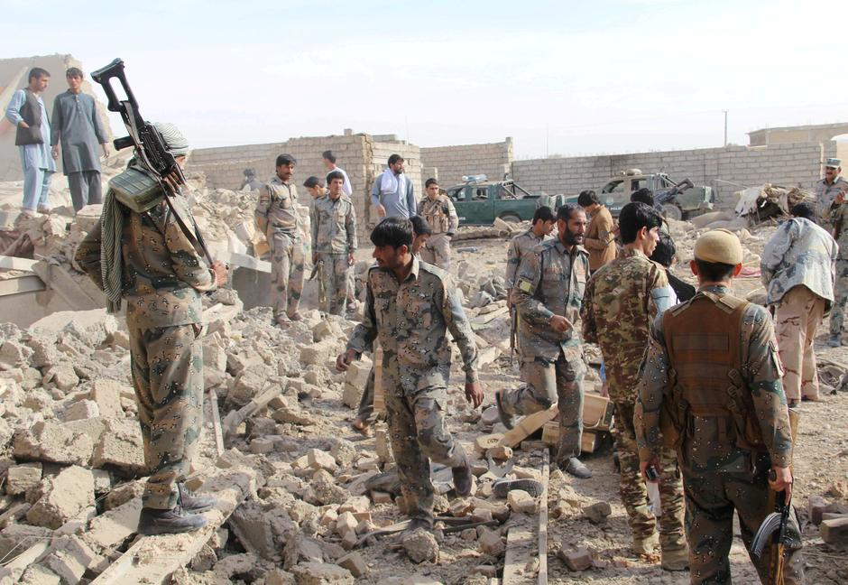 """Résultat de recherche d'images pour """"Tougher U.S. strategy brings Afghan gains, but peace or victory look remote"""""""