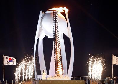 Best of Pyeongchang opening ceremony