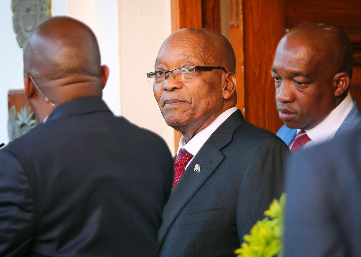 South Africa's ANC gives Zuma 48 hours to resign: state broadcaster