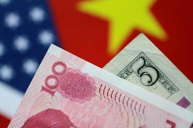 调查:若美联储坚持加息路径 未来一年人民币兑美元将走弱