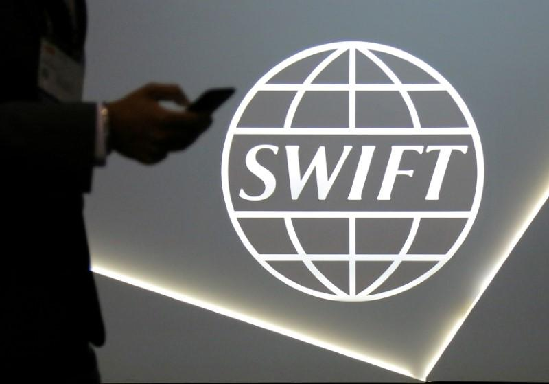 Hackers stole $6 million from Russian bank via SWIFT system: central