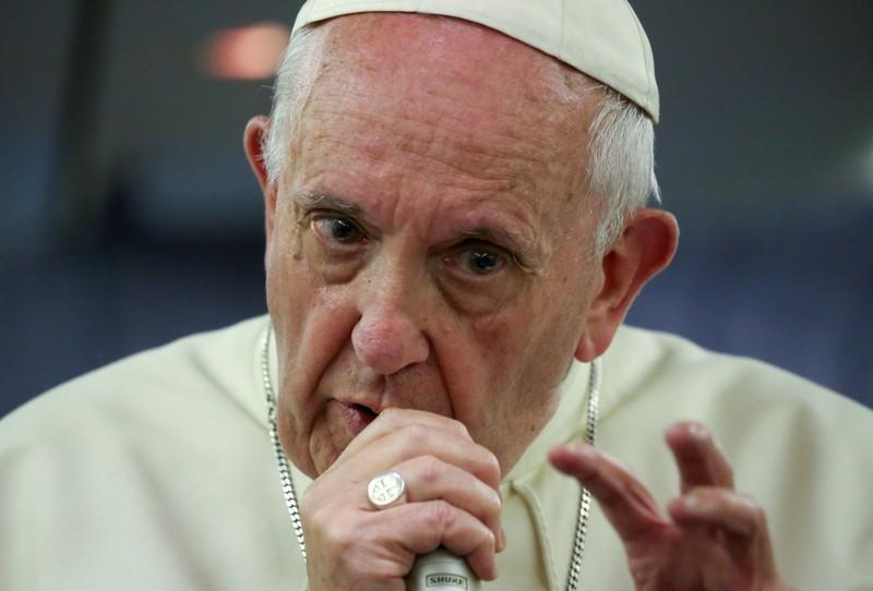 Resultado de imagem para papa francisco renuncia