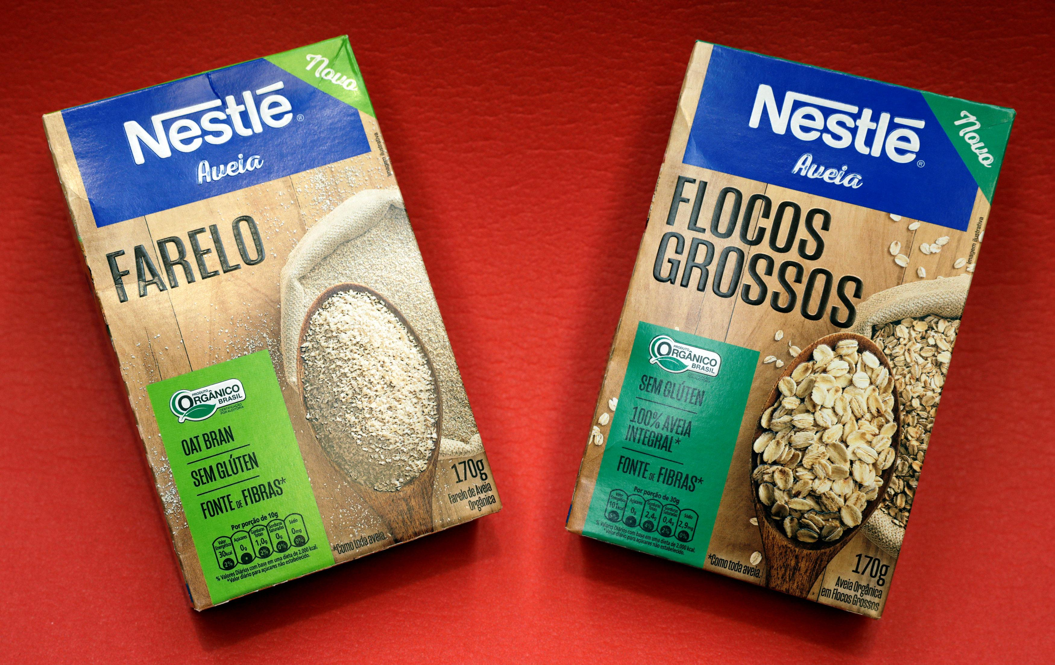 Nestle set to launch first organic products in Brazil in coming weeks