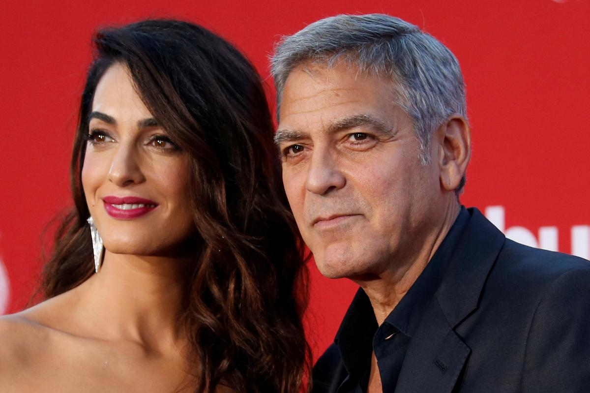 George Clooney to join Florida teens in gun control march on...