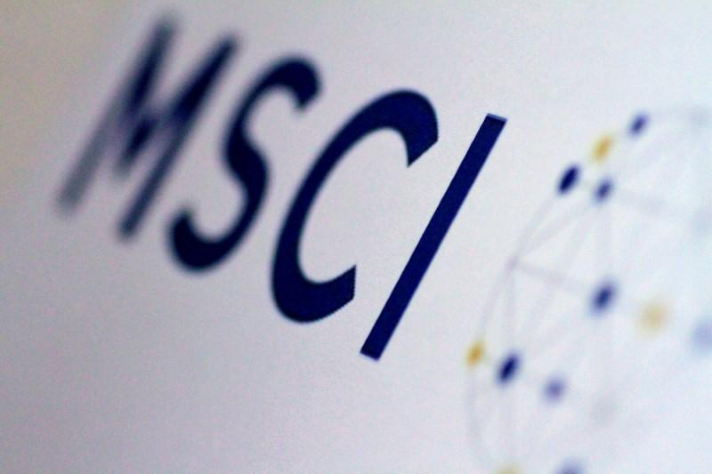 MSCI decision on Saudi Arabia to be independent of Aramco listing