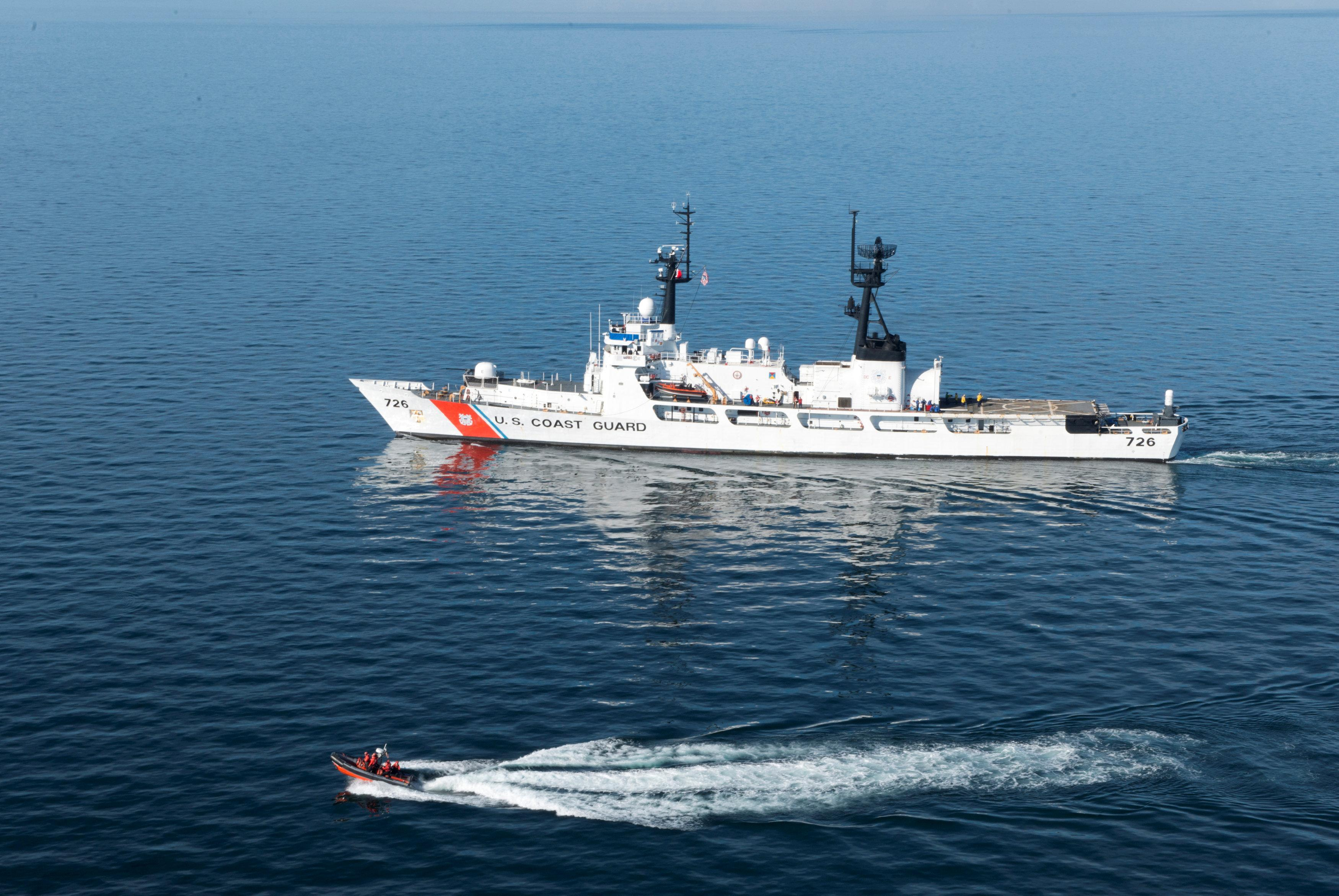 Exclusive: U.S. prepares high-seas crackdown on North Korea...