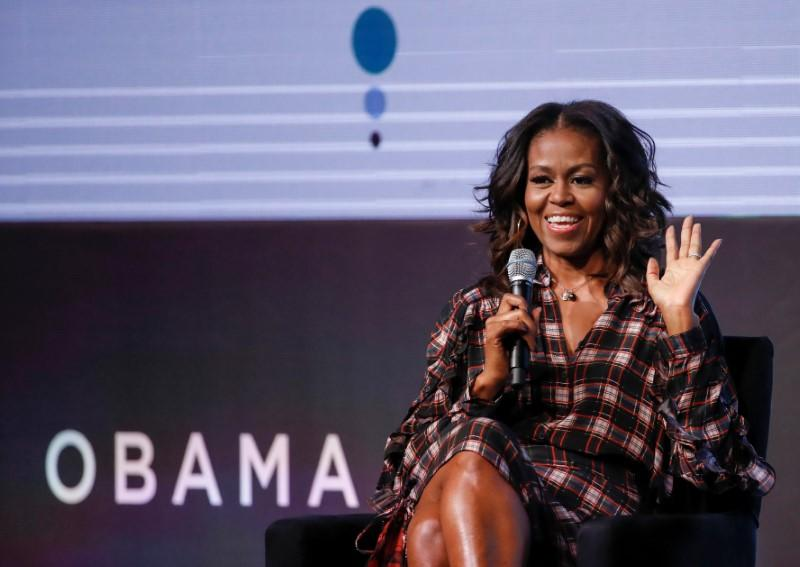 Michelle Obama memoir 'Becoming' set for publication in