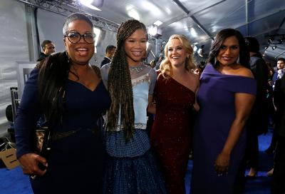 A Wrinkle in Time premiere