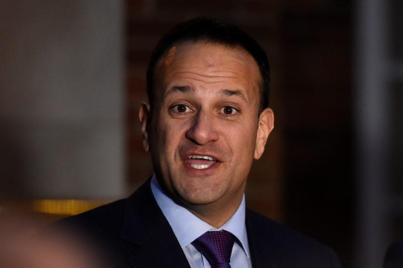 Irish PM says remains concerned about UK Brexit position