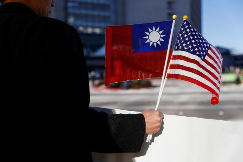 Image result for China warns Taiwan playing with fire over U.S. bill