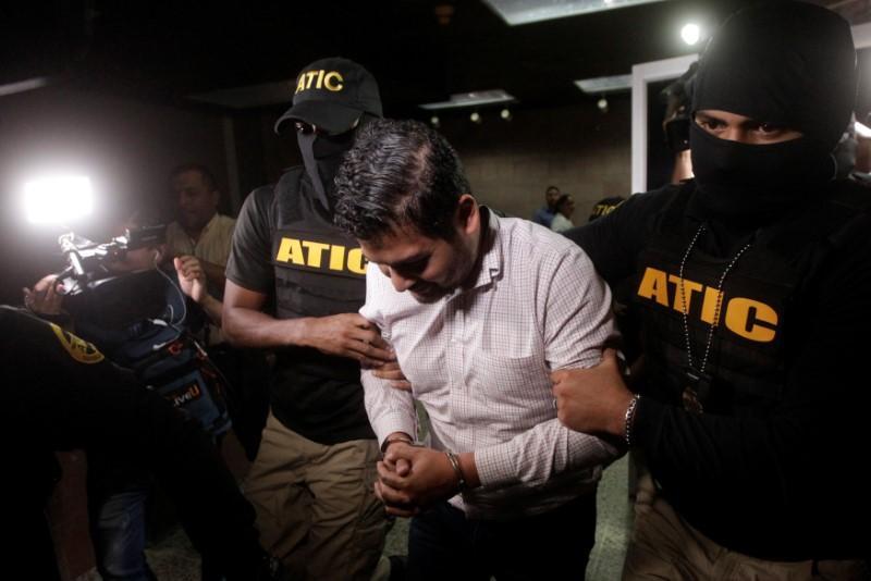 Honduras arrests alleged mastermind behind activist's murder
