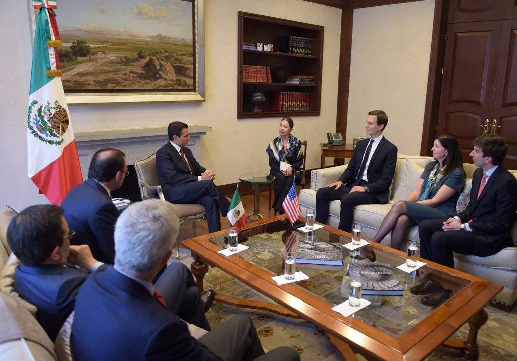 特朗普 - 佩纳尼托会议取决于美国 - 墨西哥的进展:部门