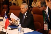 รัฐมนตรีว่าการกระทรวงชิลีกล่าวว่าข้อตกลง TPP-11 ส่งข้อความต่อต้านสงครามการค้า