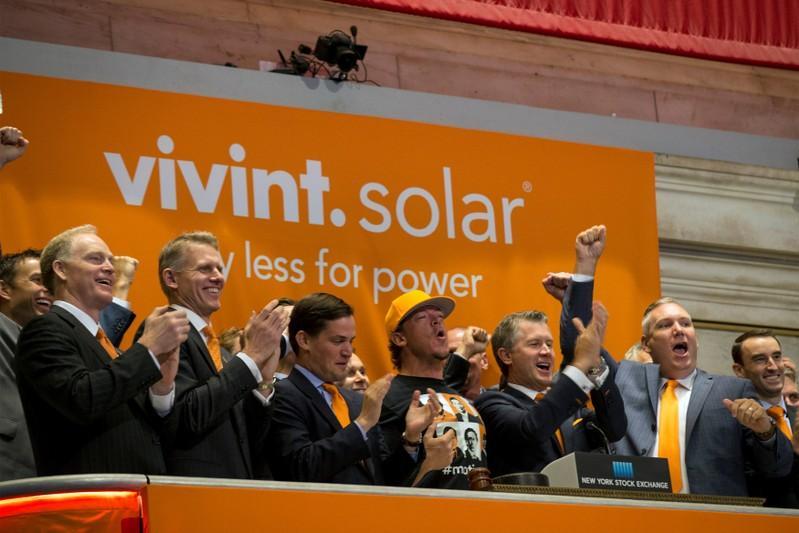 New Mexico sues Vivint Solar over sales tactics - Reuters