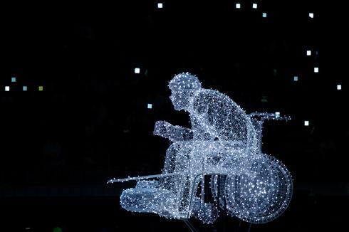 Paralympics opening ceremony