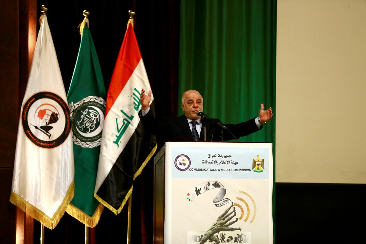 Iraqi PM Abadi lifts ban on international flights to Kurdistan Region