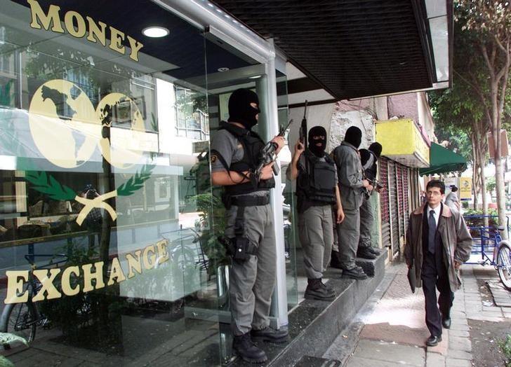 Anti-money laundering controls failing to detect terrorists