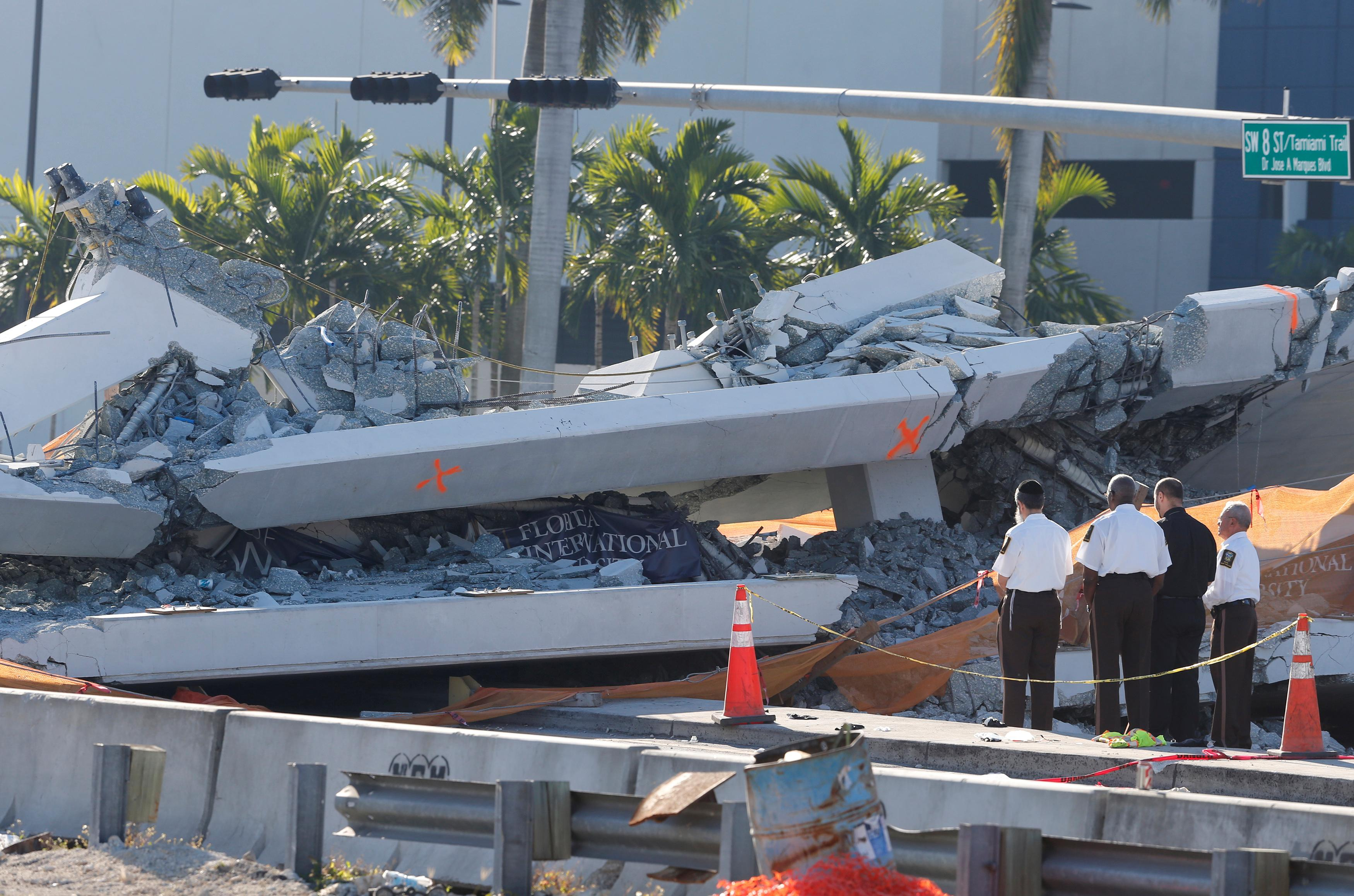 Engineer reported cracks in bridge before fatal collapse:...