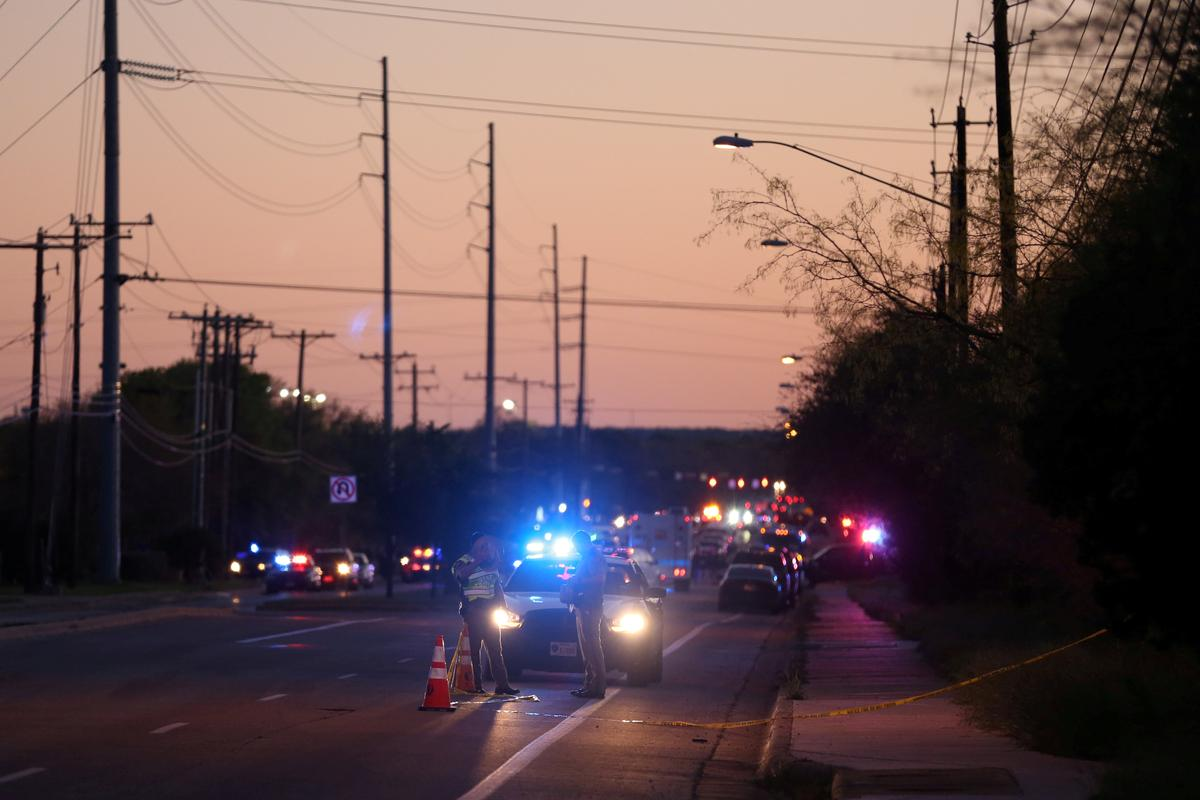 Suspected Texas bomber dead in blast, local media report