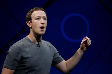 FILE PHOTO - Facebook holds annual F8 developers conference in San Jose,...