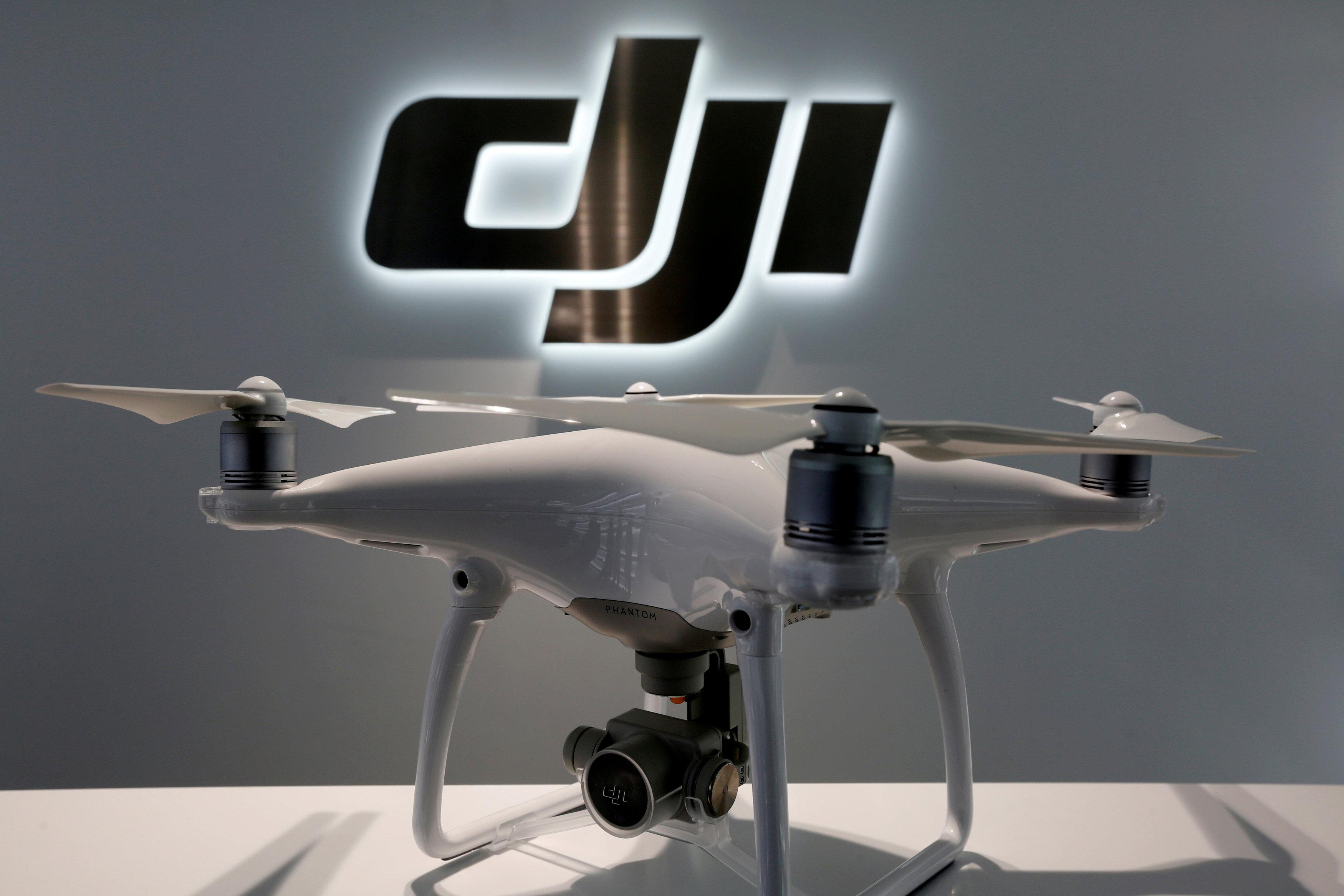 Chinese drone maker DJI seeking at least $500 million in funds:...
