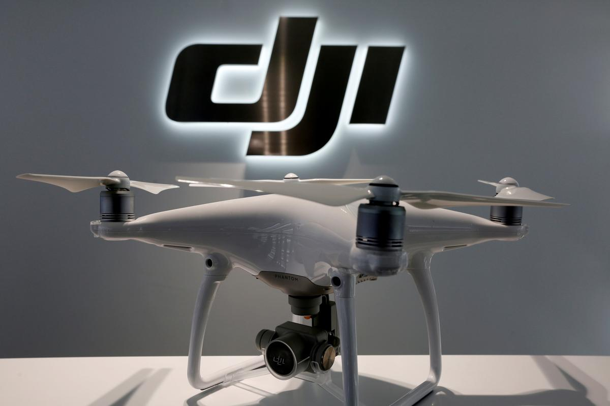 Chinese drone maker DJI seeking at least $500 million in funds: sources