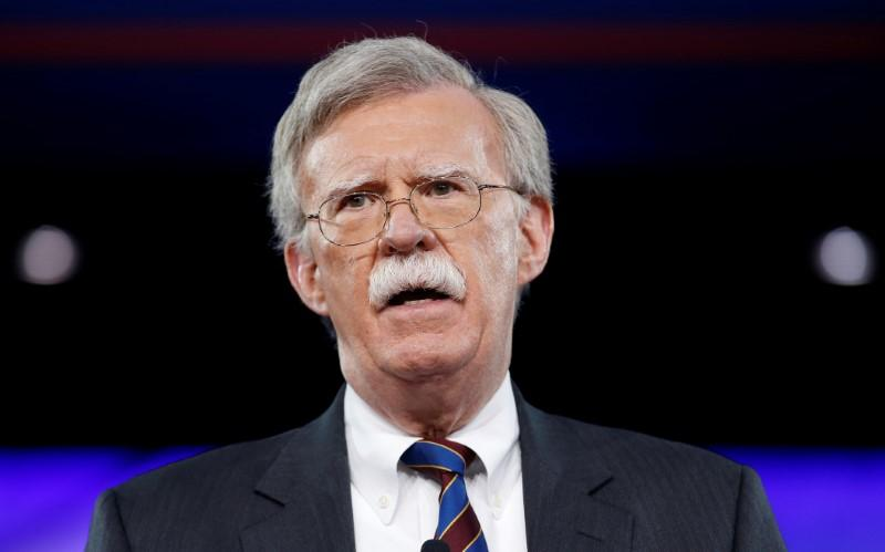 Trump ousts McMaster, taps super-hawk Bolton as national security...