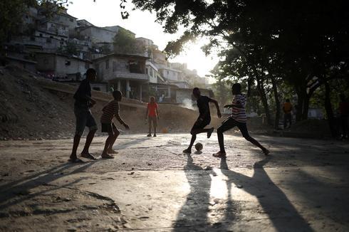 Daily life in Haiti