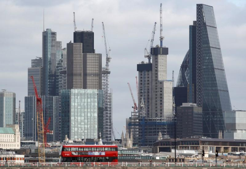Brexit And The City The Real Estate Agent S View Reuters